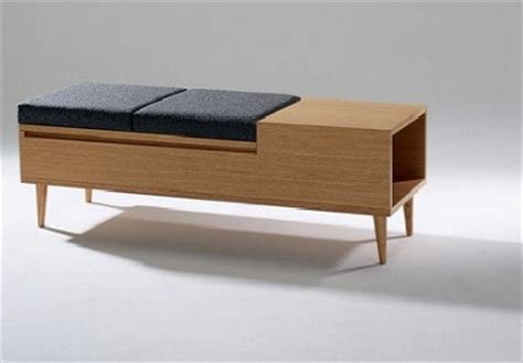 mid century storage bench exchange storage bench by alex bradley for heal s