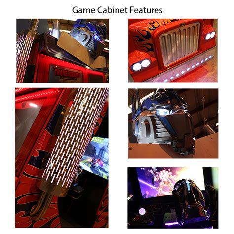 Shadow Rising transformers shadow rising amusement arcade