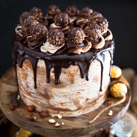 chocolate cake ferrero rocher nutella ferrero rocher chocolate cake my evil s kitchen