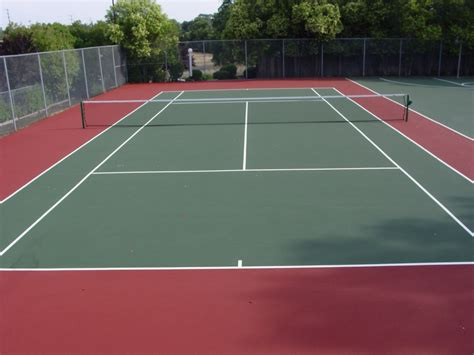 Backyard Tennis Courts by Tennis Tips From Tennis Instructor Todd Widom