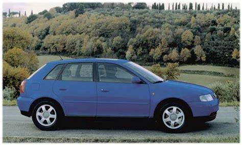 Audi A3 8l 1 8 T Quattro by Dane I Osiągi Opinie Forum Części Audi A3 8l 1 8 T