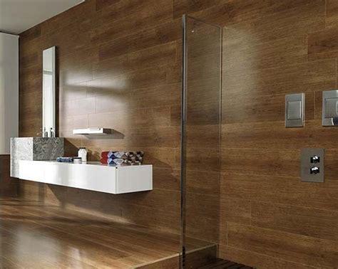 bathroom tiles azulejos de imitacion madera  el