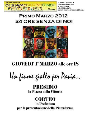 prefettura di pavia cittadinanza aldo dice ventisei per uno febbraio 2012