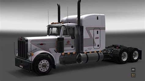 white silver grey stripe peterbilt paint colors no matter 379exhd or 389 peterbilt