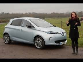 Electric Car Zoe Lease Renault Zoe Electric Car Review 2014 Telegraph Cars