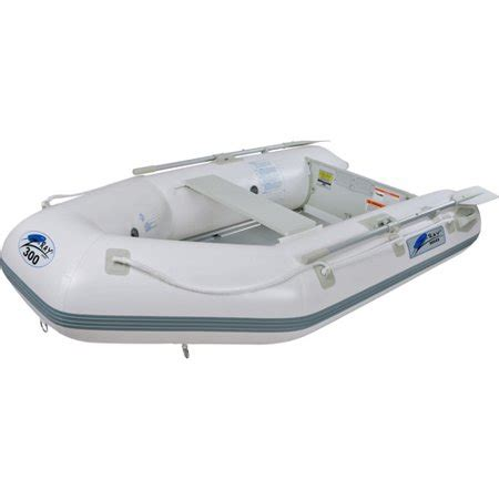 inflatable boat walmart z ray sw10341g ii 300 inflatable boat value bundle