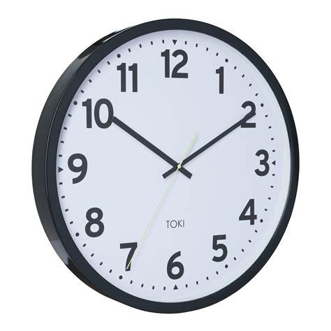 silent wall clock proxy browsing info buy toki kennett charcoal silent sweep wall clock 50cm