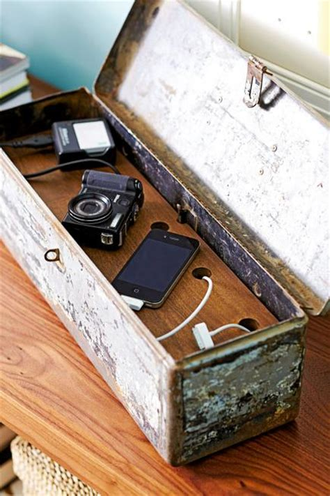charging station diy 16 charging station ideas to eliminate device clutter