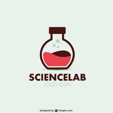 icon design lab science lab logo vector vector free download