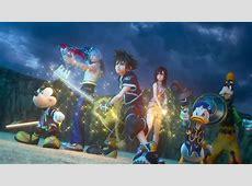 KINGDOM HEARTS III – Opening Movie Trailer - YouTube Kingdom Hearts Xion Death