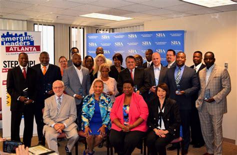 Engineer Mba Atlanta Ga by Sba Honors 2016 Atlanta Emerging Leaders Graduates