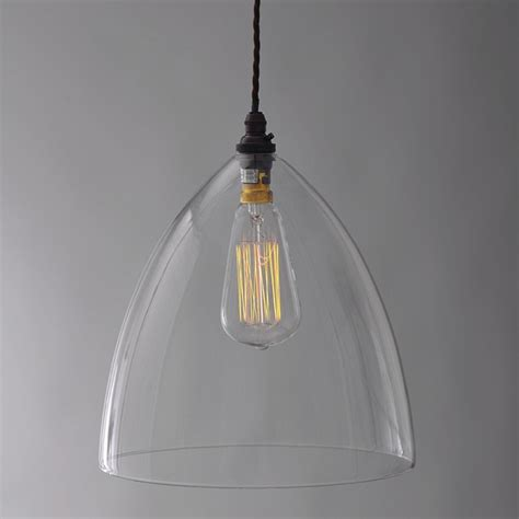 Modern Contemporary Pendant Lighting The Ledbury Glass Pendant The Fritz Fryer Collection