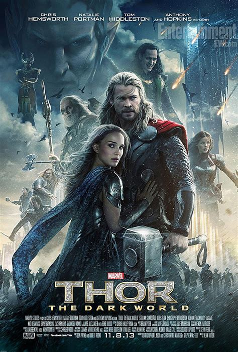 thor film up new thor 2 poster takes us back to asgard
