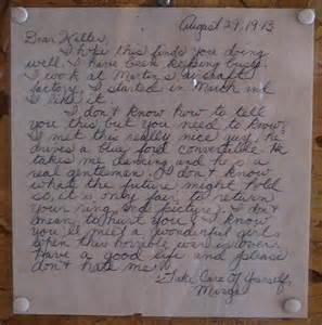 Break Letter From Dear John Movie dear john 1943