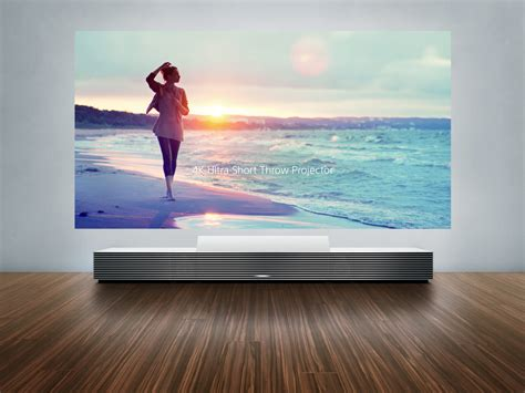 Proyektor Tv This Sony Projector Turns Your Wall Into A 4k Tv Bgr