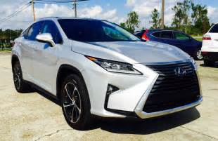 2016 lexus rx 350 review start up exhaust