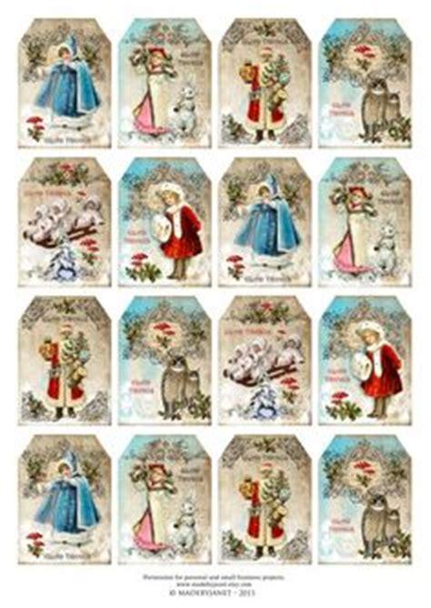 printable victorian christmas tags 1000 images about imprime y crea en navidad free