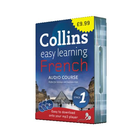 easy learning french audio collins easy learning audio course french by mcnab rosi on eltbooks 20 off