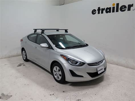 roof rack for hyundai elantra roof rack for hyundai elantra 2014 etrailer