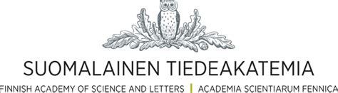 lettere fi etusivu suomalainen tiedeakatemia