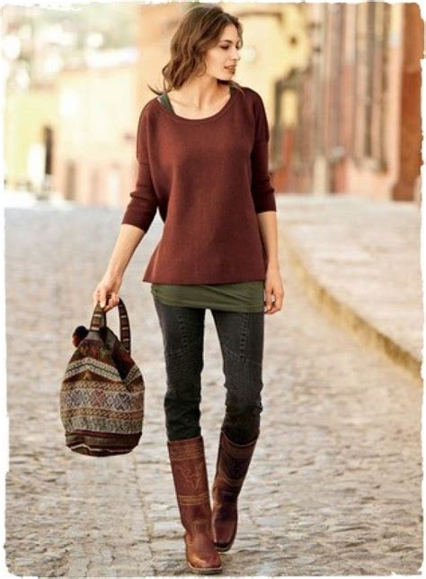 How To Wear Fall Fashions Top Trends by Fall Style Fashion For 2018 Fashiongum
