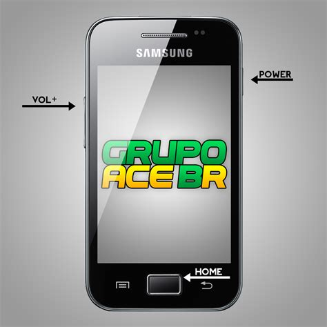 Samsung Ace 3 Ter Update como entrar em modo recovery e como usar samsung galaxy