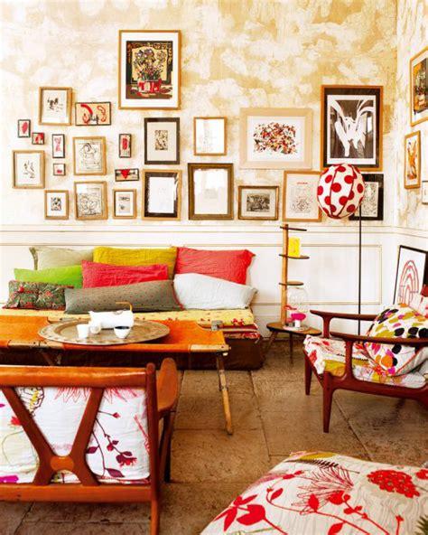 Wohnung 70er Stil by Wohnen Mit Mut Zum Stilmix Sweet Home