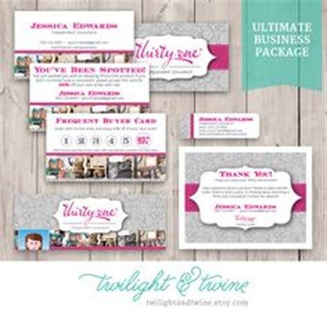 business card template package 1000 images about thirty one ideas on
