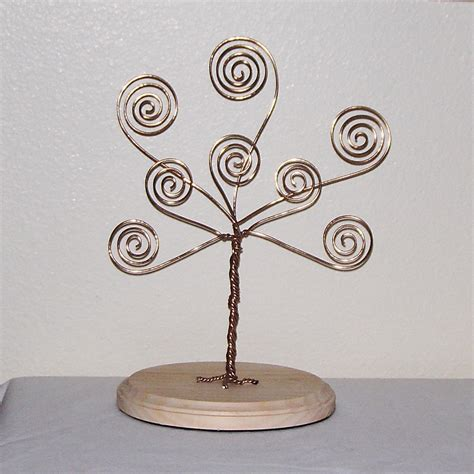 wire card holder top 28 wire tree card holder tree card