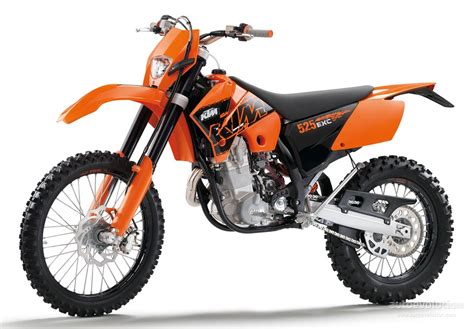 2004 Ktm 525 Exc Review Ktm 525 Exc Racing 2000 2001 2002 2003 2004 2005