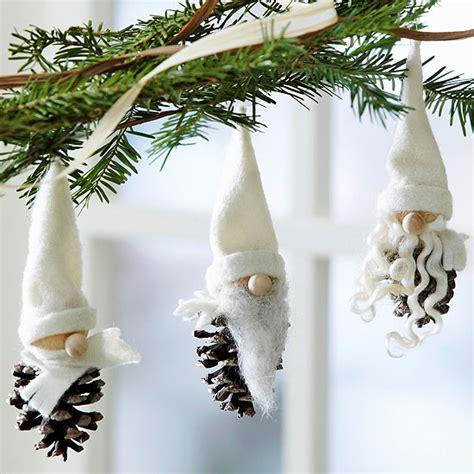 weihnachtsbaum deko basteln lustige deko f 252 r weihnachten aus preiswerten materialien