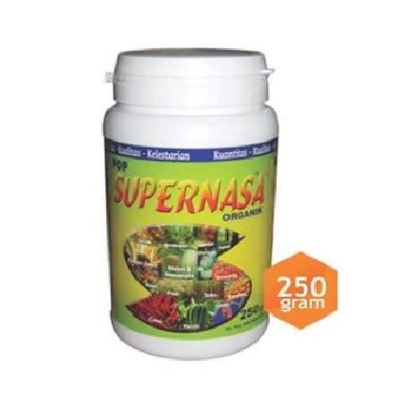 Pupuk Bunga Nasa pupuk organik padat pop supernasa 250 gram jual