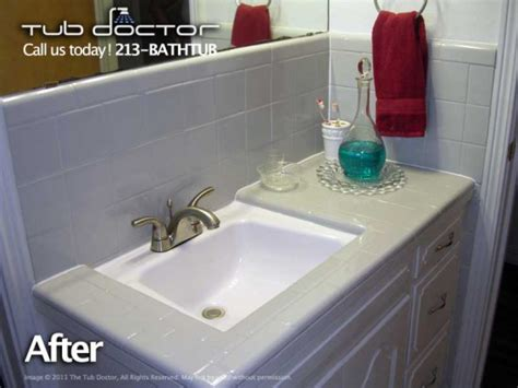 bathtub reglazing orange county before after gallery tub reglazing bathtub refinishing