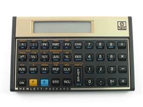 Finance Calculator Hp 12c Financial Calculator