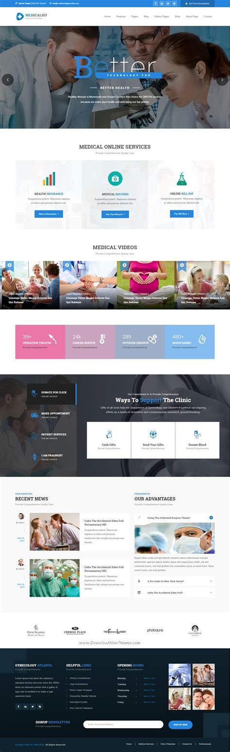 template of hospital website best 25 dentist clinic ideas on front office clinic design and front desk