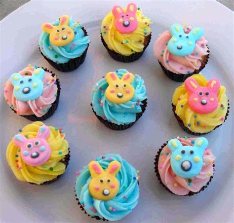 Cupcakes Decorated With by Decorated Easter Cupcakes Idea Creative Ads And More