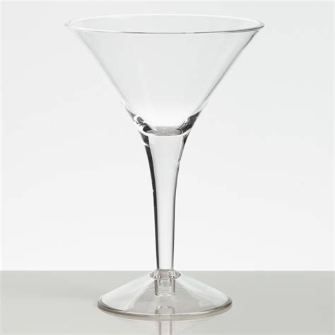 martini glass acrylic acrylic martini glasses set of 4 world market