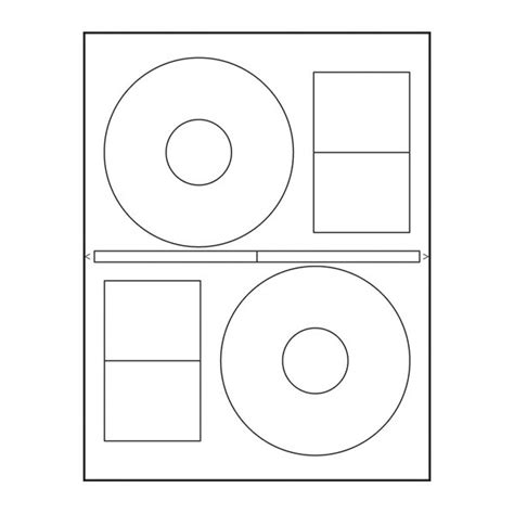 Cd Stomper Template by Adtec Labels 2 Up Stomper Cd Dvd 100pk Wimmedia