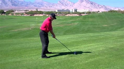reverse slot golf swing the arc and plane of the golf swing youtube