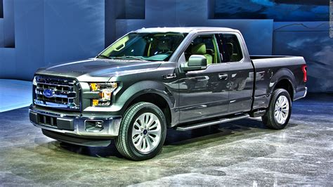 ford f 150 evolution un heavy metal evolution of the ford f 150 cnnmoney