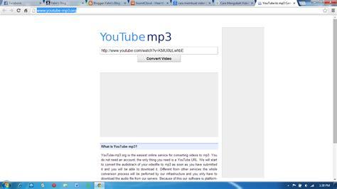 membuat video youtube menjadi mp3 cara mudah mengubah video youtube menjadi mp3 blog