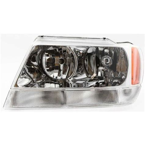 Jeep Grand 2004 Headlight Replacement Jeep Grand Headlight Lens Cover Grand