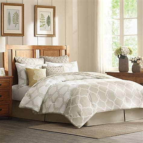 neutral comforter harbor house gentry comforter set in neutral bed bath
