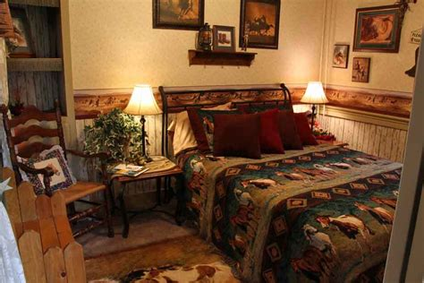 western bedrooms western bedroom iron acres bed and breakfast