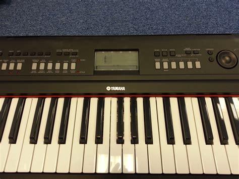 Keyboard Yamaha Np V80 yamaha np v80 image 517948 audiofanzine