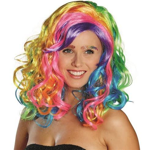 perruque 233 es 70 femme achat de perruques sur vegaoopro grossiste en d 233 guisements perruque boucl 233 e multicolore femme achat perruques femme