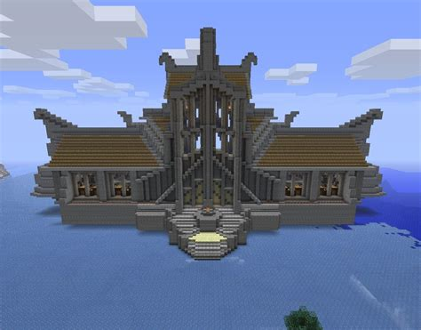 go back gallery for mead hall skyrim skyrim hall of valor shor s hall minecraft project