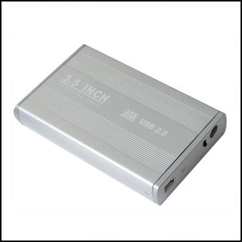 Casing Hardisk External Hdd 3 5 Ide Usb 2 0 Pata 3 5 quot usb desktop sata external disk drive hdd casing 3 5 inch free shipping