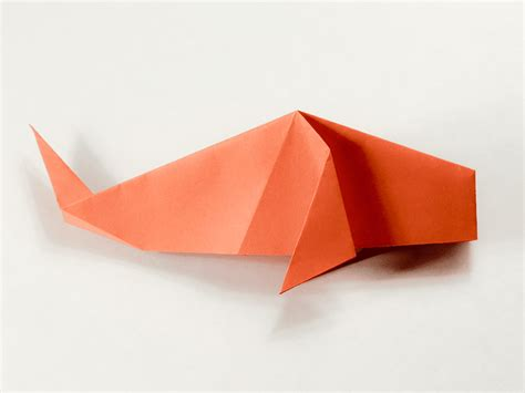 traditional origami easy traditional origami fish tutorial