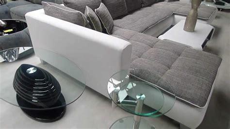 grand canapé d angle en tissu indogate com chambre grise et bleu